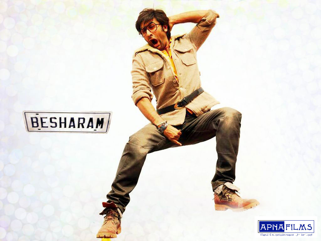 Aa Re Aa Re Song from Besharam  3