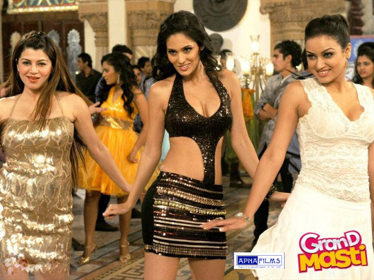Grand masti latest trailers
