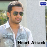 Telugu Film Heart Attack's cast and crew