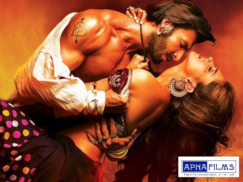 Ranveer Singh and Deepika starrer