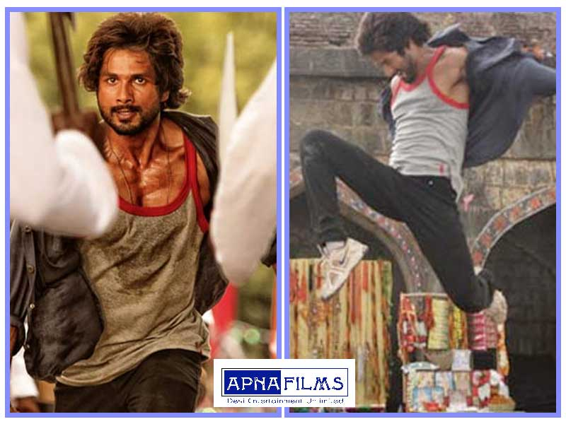 rambo rajkumar hindi film