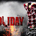 Akshay Kumar as Soldier on duty in 'Holiday'