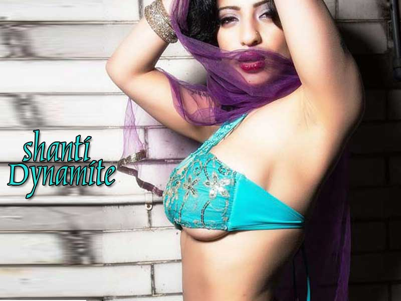 Shanti Dynamite to make Bollywood debut 1