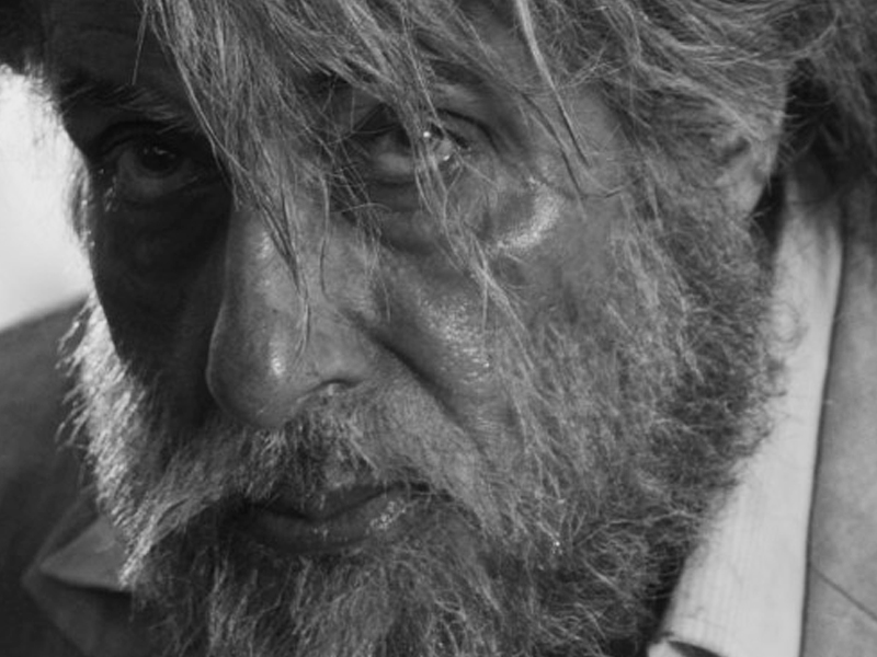 Amitabh Bachchan's look in Shamitabh 1