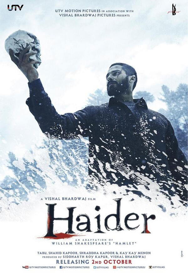 Shahid Kapoor and Vishal cut down remuneration for Haider 1