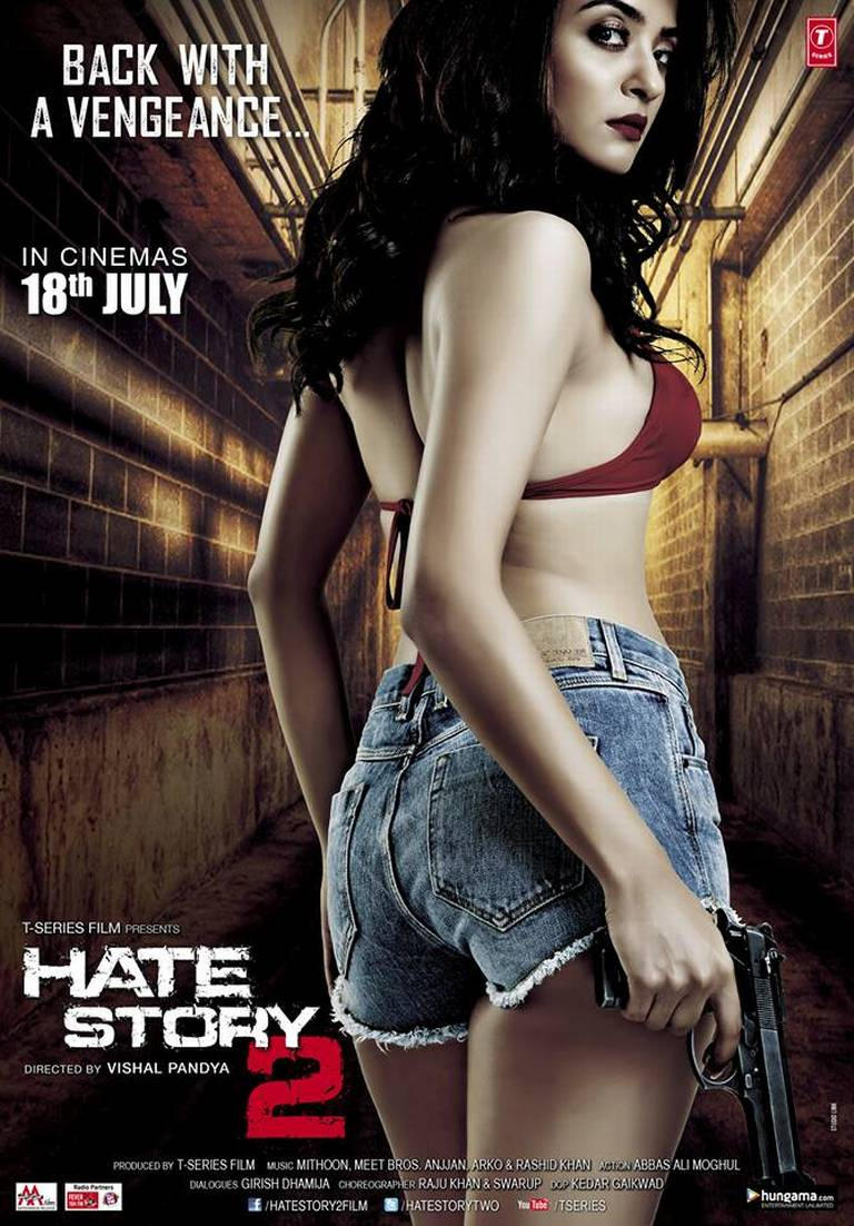 Hate Story 2 's new Poster released  2