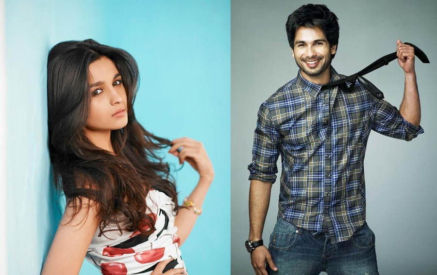Shahid and Alia to make a shaandar jodi 1