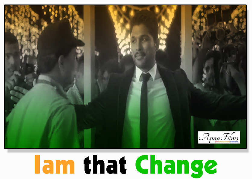 Iam that Change Short Film - Allu Arjun 1