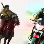 Shahid kapoor in Magadheera's Hindi remake