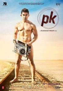 pk poster and aamir khan
