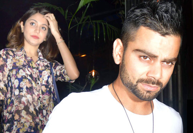 Anushka Sharma, Virat Kohli's night out 2