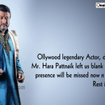 Legendary  Hara pattnaik's filmography