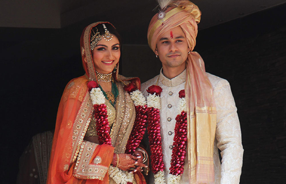 Soha Ali Khan and Kunal Khemu Marriage  2