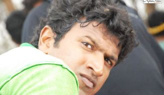 Puneeth Rajkumar in James