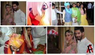 Shahid Kapoor ties the Knot