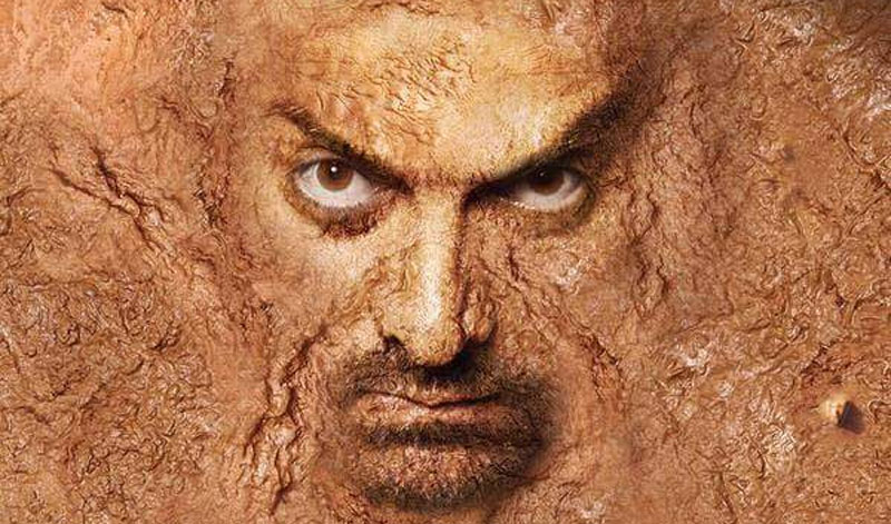 Dangal first look release 2