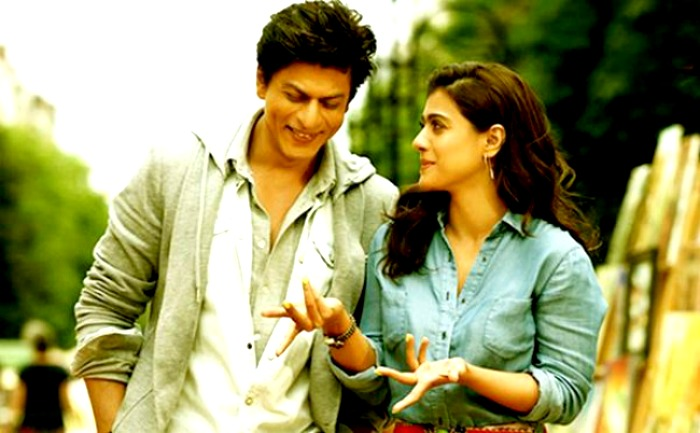 Dilwale Trailer released 1
