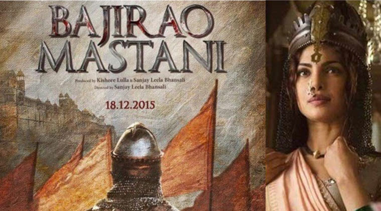 Top 5 reasons to watch Bajirao Mastani 1