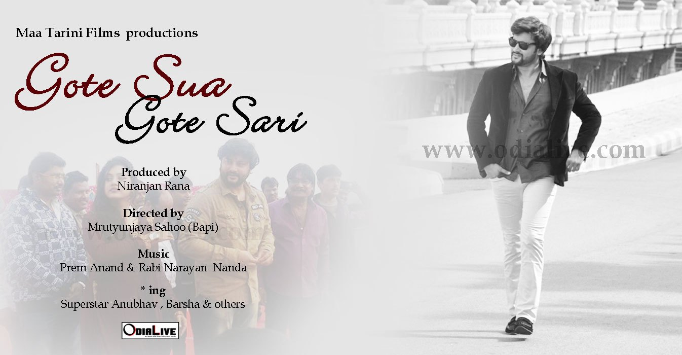 5 reasons to watch Gote sua gote sari Odia film 1
