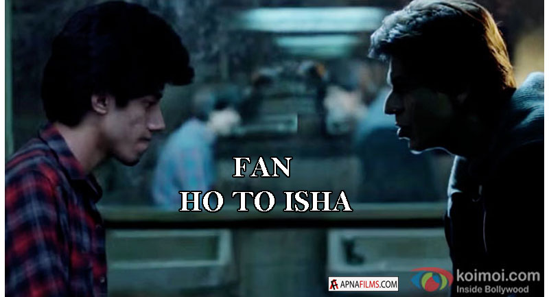 Never Miss this Brilliant Fan-Made 'FAN' Trailer & SRK's Reaction To It! 7