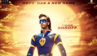 A Flying Jatt teaser