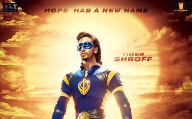 A Flying Jatt teaser 1