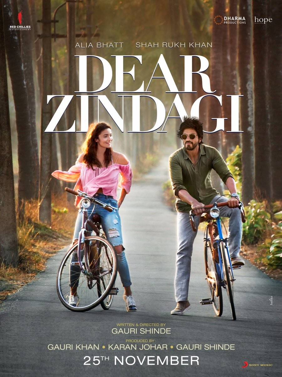 First look of Dear Zindagi 4