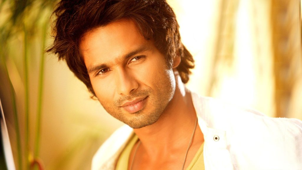 Shahid Kapoor Shares some Motivating Messages