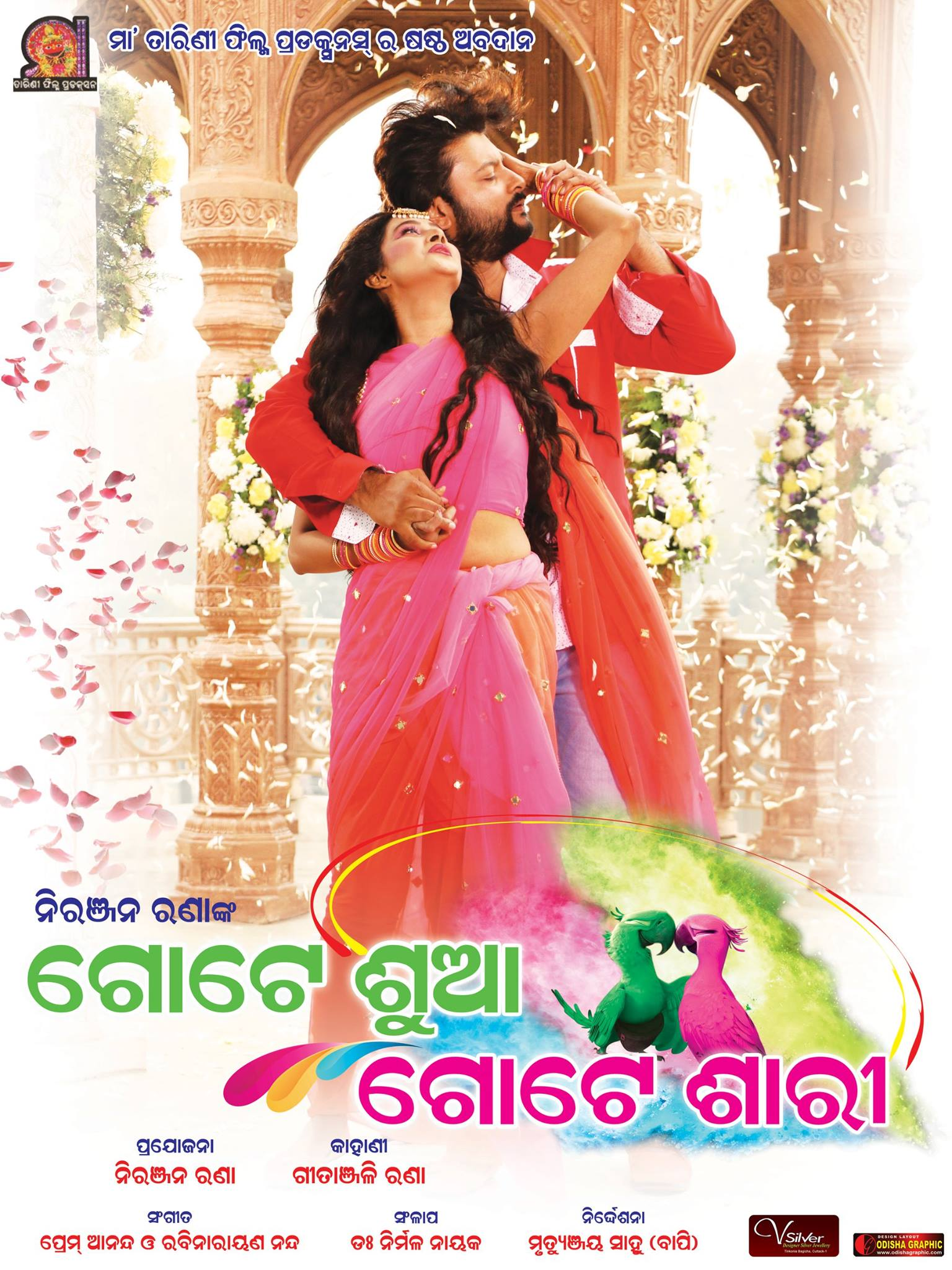 Top 10 Odia film Posters 8