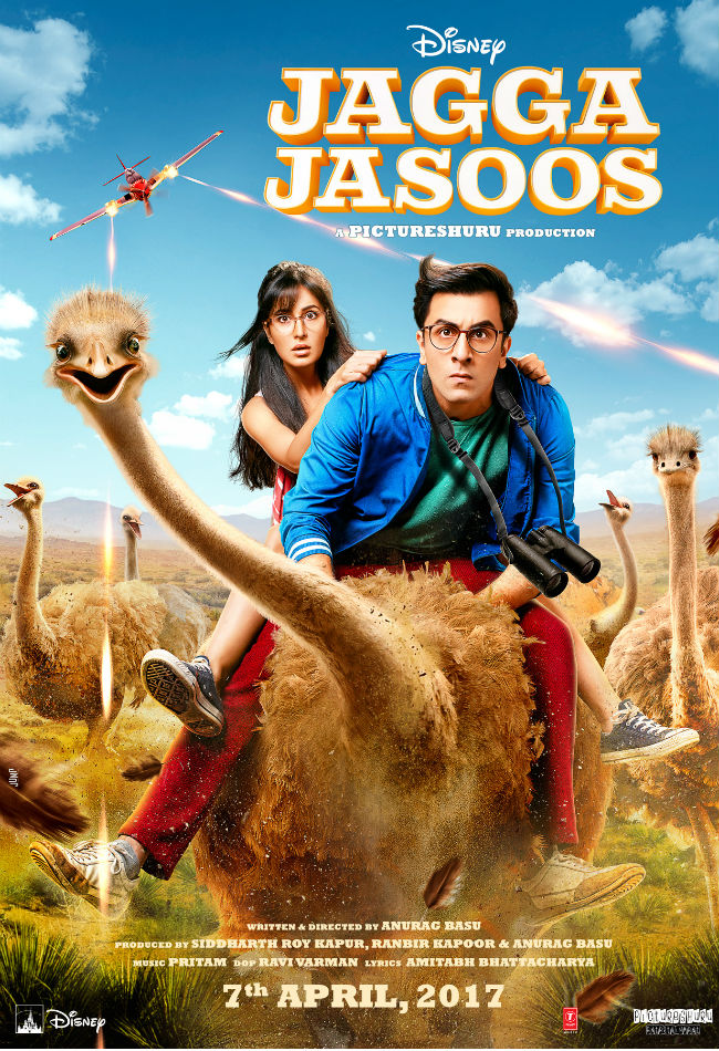 Watch the trailer of Jagga Jasoos 1