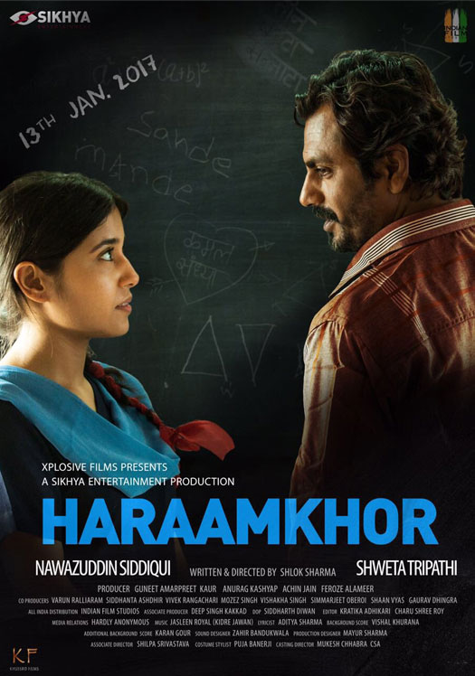 Ban lifted from Nawazuddin Siddiqui's Haraamkhor 1