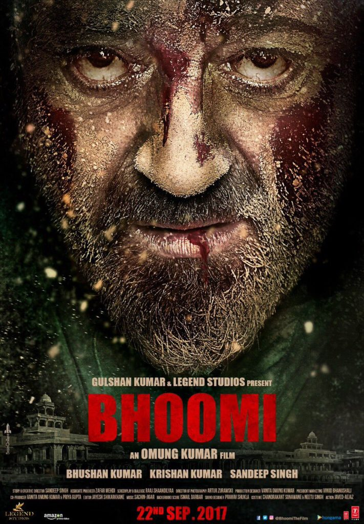 sanjay dutt new film poster