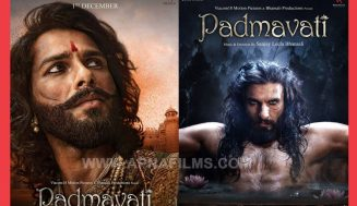 Official Posters & Trailers of Padmavati