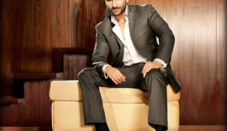 Saif Ali Khan began shooting for Jawaani Jaaneman in London