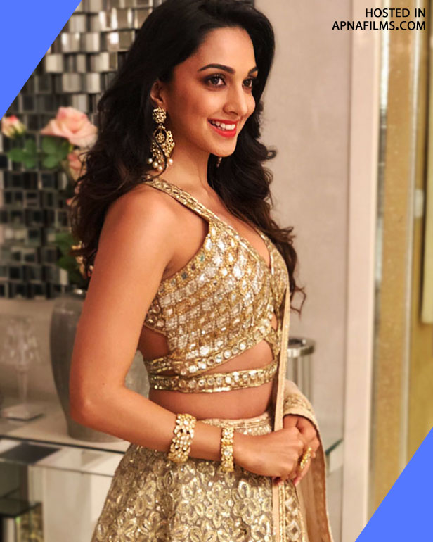 Scroll through these super glamorous pictures of Kiara Advani 1