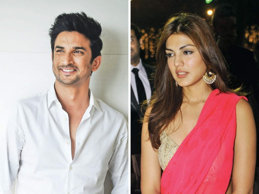 I And Sushant Were About Marry This Year: Rhea Chakraborty