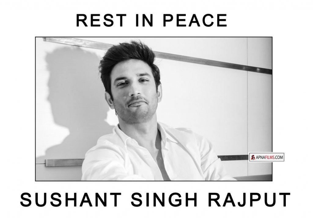 Sushant Singh Rajput Commits Suicide 2