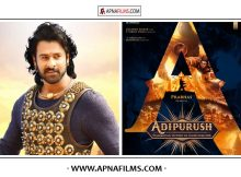 Baahubali Prabhas' next film is Adipurush 1