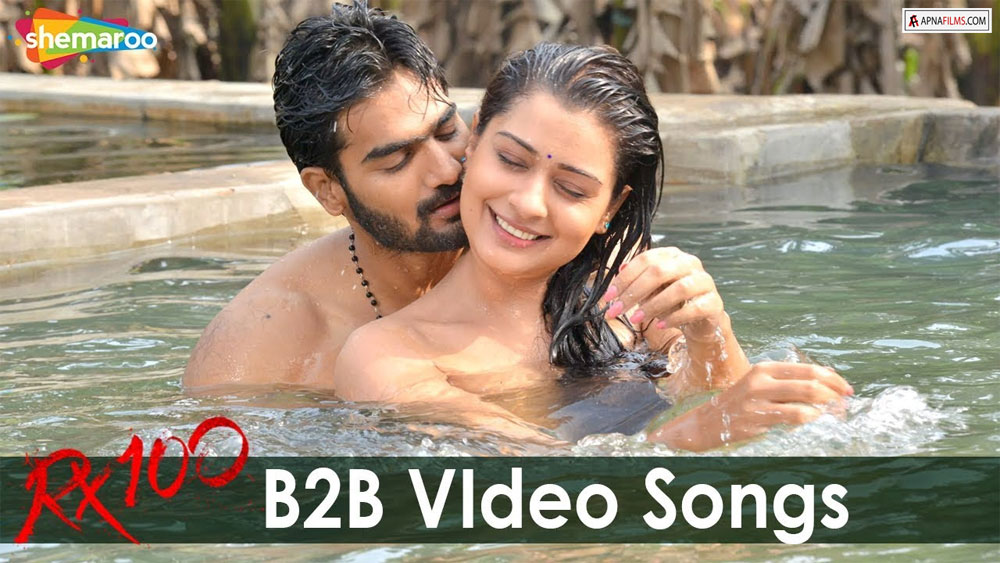 RX100 Telugu film superhit Video Songs