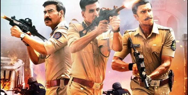 Details of Ajay Devgn, Ranveer Singh cameos in Sooryavanshi 1